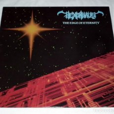 Discos de vinilo: LP HEXENHAUS - THE EDGE OF ETERNITY. Lote 148487570