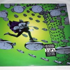 Discos de vinilo: LP JOE SATRIANI - TIME MACHINE. Lote 148488526