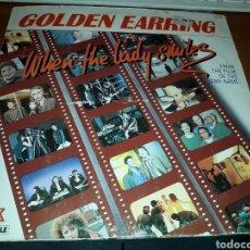 Discos de vinilo: MAXI DE BSO. GOLDEN EARRING. WHEN THE LADY SMILES. EDICIÓN HISPAVOX DE 1984.. Lote 148488885
