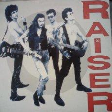 Disques de vinyle: RAISER LP TERE EX-DESECHABLES. Lote 148489770