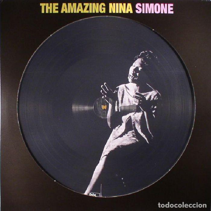 THE AMAZING NINA SIMONE * LP VINILO 180G PICTURE DISC * LTD NUEVO * FOTODISCO (Música - Discos - LP Vinilo - Jazz, Jazz-Rock, Blues y R&B)