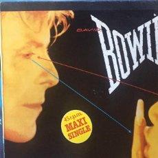 Discos de vinilo: DAVID BOWIE MAXI SINGLE - CHINA GIRLD. Lote 148512806