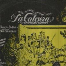 Discos de vinilo: LA CALESERA. Lote 148533718