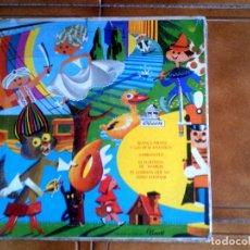 Dischi in vinile: DISCO DE MUSICA DE CUENTOS INFANTILES VOL,2. Lote 148542842
