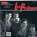Discos de vinilo: LOS PROTONES / MIS LAGRIMAS + 3 (EP 1965). Lote 148551910