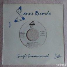 Discos de vinilo: DEPECHE MODE I FEEL YOU VINILO 7'' EDICIÓN ESPAÑOLA PROMOCIONAL_SANNI RECORDS_1993. Lote 148556746