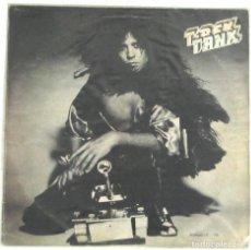 Discos de vinilo: T-REX. TANKX. EMI BLN 5002, 1973, ENGLAND. FUNDA VG+, DISCO VG+. Lote 148566062