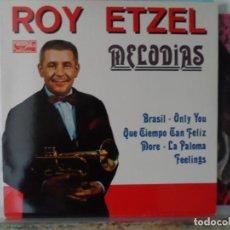 Discos de vinilo: *** ROY ETZEL - MELODÍAS - LP 1988 - LEER DESCRIPCIÓN. Lote 148566566