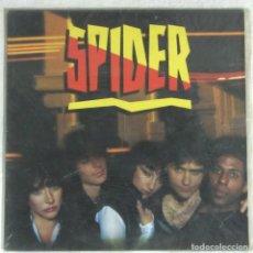 Discos de vinilo: SPIDER. MISMO TÍTULO. DREAMLAND RECORDS, 23 94 260, ESPAÑA, 1980.. Lote 148566914