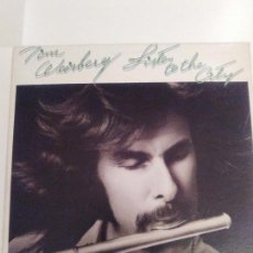 Discos de vinilo: TIM WEISBERG LISTEN TO THE CITY ( 1975 A&M USA ). Lote 148583454