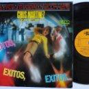 Discos de vinilo: CHUS MARTINEZ Y SU CONJUNTO - LP SPAIN PS - MINT * EXITOS, EXITOS, EXITOS. Lote 148594894