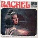 Discos de vinilo: SOR YE-YE (BANDA SONORA) RACHEL / ADIVINA ADIVIDANZA + 3 (EP 1967). Lote 148605042