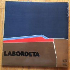 Discos de vinilo: LABORDETA TIEMPO DE ESPERA. Lote 148613614