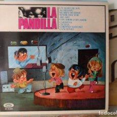 Discos de vinilo: *** LA PANDILLA - UN RAYO DE SOL, CECILIA... Y OTRAS - LP 1970 (DOBLE PORTADA) - LEER DESCRIPCIÓN. Lote 148638514