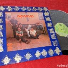 Discos de vinilo: ALPATACO LP 1976 MOVIEPLAY GATEFOLD NUEVO! SIN USO. Lote 148641138