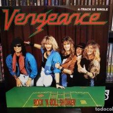 Dischi in vinile: VENGEANCE - ROCK 'N ROLL SHOWER. Lote 148642638
