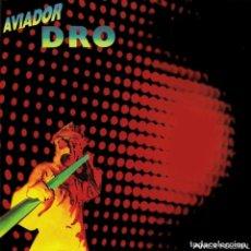 Discos de vinilo: AVIADOR DRO - AMOR INDUSTRIAL – SINGLE. Lote 277754318