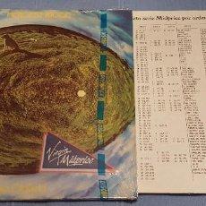 Discos de vinilo: MIKE OLDFIELD - HERGEST RIDGE LPDE VIRGIN - EDICION ESPAÑOLA ORIGINAL DE 1974 - BUEN ESTADO. Lote 148666574