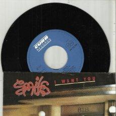Discos de vinilo: SMILE EP I WANT YOU + 2 ALEMANIA 1985. Lote 148668382