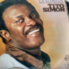 Discos de vinilo: SINGLE (VINILO) DE TITO SIMON AÑOS 70. Lote 148723302
