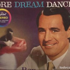 Discos de vinilo: LP RAY ANTHONY MORE DREAM DANCING CAPITOL 1252 SPAIN 1962. Lote 148754078