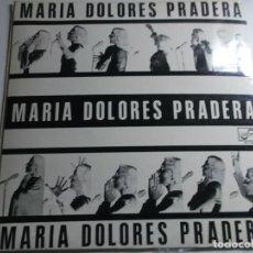 Discos de vinilo: MARIA DOLORES PRADERA CUANDO LLORA MI GUITARRA 1970 ZAFIRO. Lote 148755738
