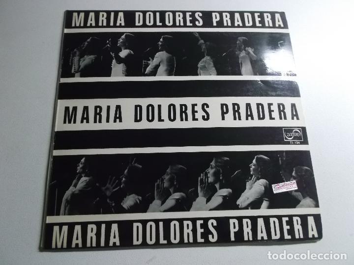 Discos de vinilo: maria dolores pradera cuando llora mi guitarra 1970 zafiro - Foto 4 - 148755738