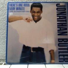 Discos de vinilo: JONATHAN BUTLER . Lote 148767578