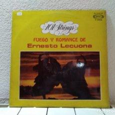 Discos de vinilo: ERNESTO LECUONA . Lote 148774170