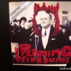 Dischi in vinile: THE FLAMING SIDEBURNS- CANTAN EN ESPAÑOL. EP.. Lote 148792894