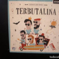 Discos de vinilo: TERBUTALINA- EP.. Lote 148796114