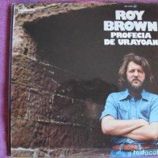Discos de vinilo: LP - ROY BROWN - PROFECIA DE URUGUAY (SPAIN, GUIMBARDA 1979, CONTIENE LIBRETO). Lote 148803538