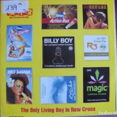 Discos de vinilo: MAXI - CARTER - THE ONLY LIVING BOY IN NEW CROSS + 2 (GERMANY, CHRYSALIS RECORDS 1992). Lote 148804378