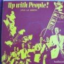 Discos de vinilo: LP - UP WITH PEOPLE - VIVA LA GENTE (SPAIN, BCD RECORDS 1969). Lote 148812026