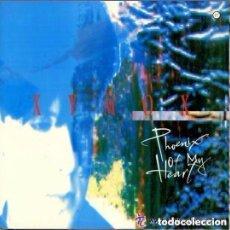 Discos de vinilo: XYMOX - PHOENIX OF MY HEART - MAXI-SINGLE US 1991. Lote 148812362