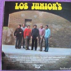Discos de vinilo: LP - LOS JUNIOR'S - MISMO TITULO (SPAIN, DISCOS OLYMPO 1973). Lote 148816794