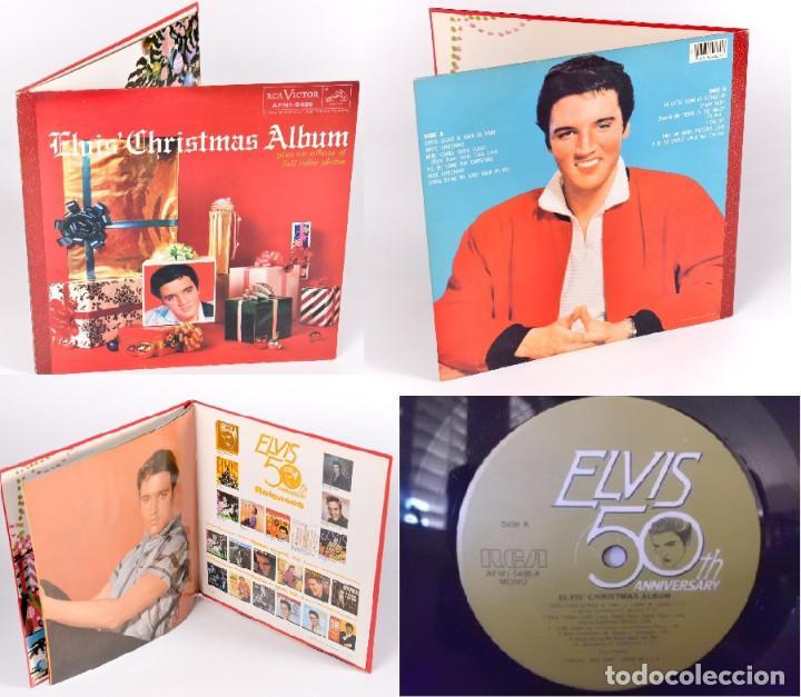 Elvis Presley Elvis Christmas Album.Elvis Presley Elvis Christmas Album 1957 C Sold