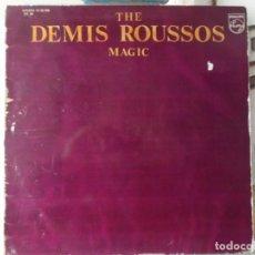 Discos de vinilo: *** DEMIS ROUSSOS - THE MAGIC - LP 1977 - LEER DESCRIPCIÓN. Lote 148820566