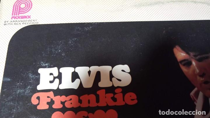 Discos de vinilo: ELVIS PRESLEY - FRANKIE AND JOHNNY - LP 1975. CANADA. CAMDEN PICKWICK - Foto 8 - 148824678