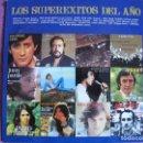 Discos de vinilo: LP - LOS SUPEREXITOS DEL AÑO - VARIOS (VER FOTO ADJUNTA) (SPAIN, ARIOLA 1975). Lote 148824886