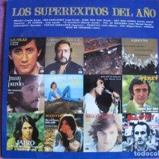 Vinyl-Schallplatten - LP - LOS SUPEREXITOS DEL AÑO - VARIOS (VER FOTO ADJUNTA) (SPAIN, ARIOLA 1975) - 148824886