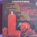 Discos de vinilo: LP - LO MEJOR DE LA NAVIDAD - VARIOS (VER FOTO ADJUNTA) (SPAIN, HISPAVOX 1975). Lote 148825670