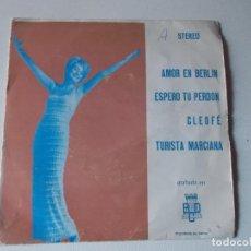 Discos de vinilo: ORQUESTA FANTASÍA Y NARBO - EP AMOR EN BERLÍN + 3 BEAT,RUMBA-ROCK EP. Lote 148834270