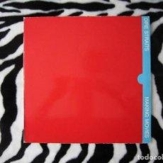 Discos de vinilo: LP - CLASSIC ROCK - DIRE STRAITS (MAKING MOVIES) - 1980. Lote 148837250