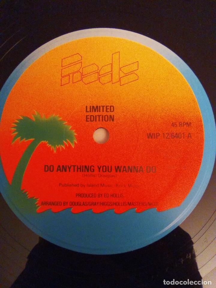 Discos de vinilo: EDDIE AND THE HOT RODS Do anything you wanna do / Schoolgirl love ( 1978 ISLAND ) PUNK ROCK - Foto 4 - 148855898