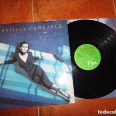 Discos de vinilo: BELINDA CARLISLE - HEAVEN ON EARTH LP. 1987.. Lote 148861090