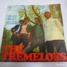 Disques de vinyle: SINGLE. THE TREMELOES. HELULE HELULE / GIRL FROM NOWHERE. 1968. CBS. Lote 148869270