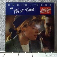 Discos de vinilo: ROBIN BECK . Lote 148889066