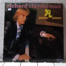 Discos de vinilo: RICHARD CLAYDERMAN . Lote 148892618