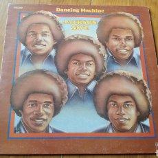 Discos de vinilo: DANCING MACHINE LP FRANCIA MICHAEL JACKSON FIVE. Lote 148896854